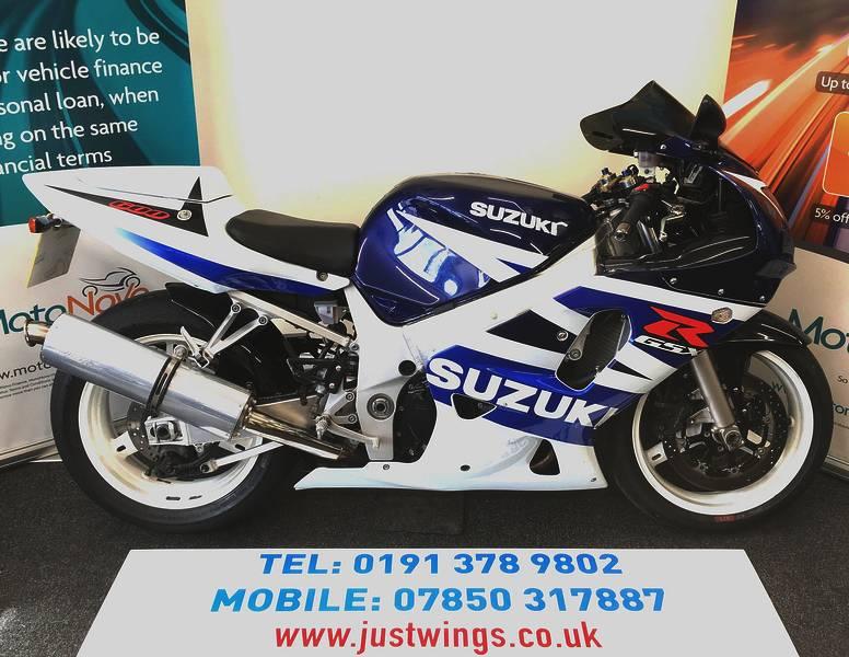 SUZUKI GSXR600 K3: Tom Conway Motorcycles