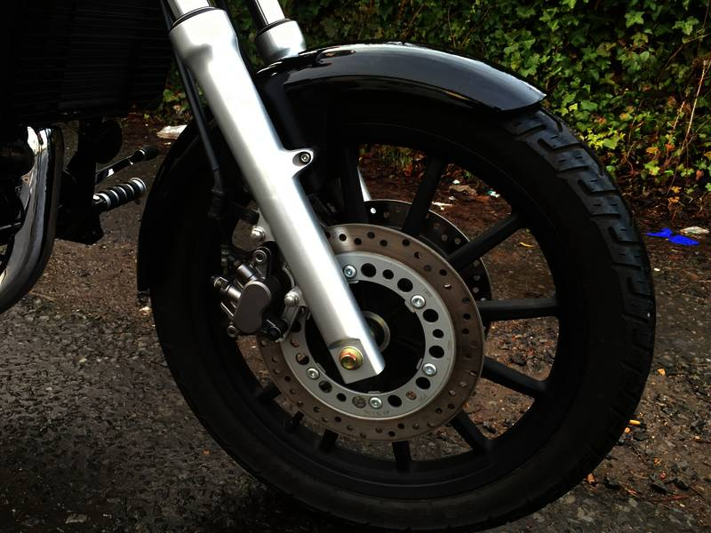 DAELIM DAYSTAR 250: Tom Conway Motorcycles